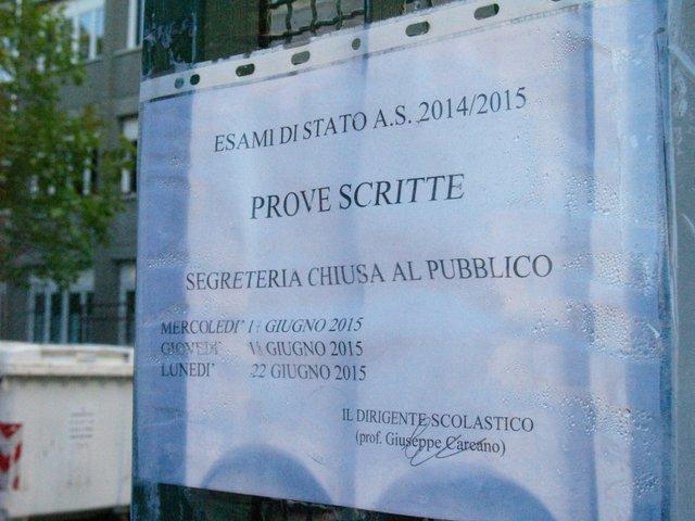 Maturità 2015, la prova d'Italiano 10