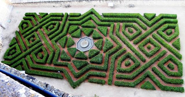 Labirinto sempreverde