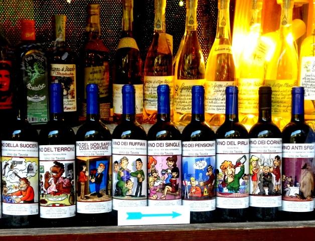 Unicuique suum - A ciascuno il suo (vino)