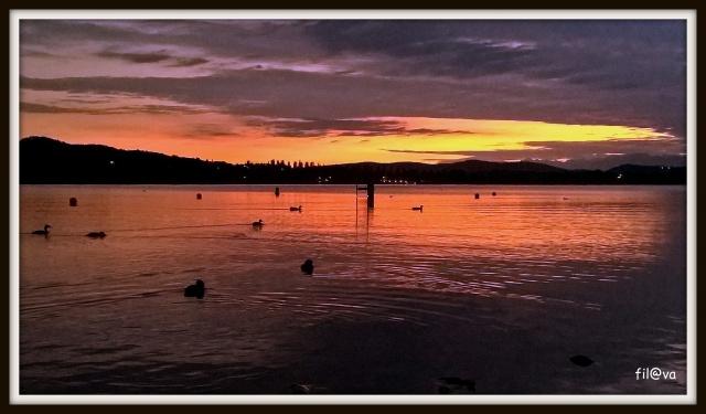 L'ultimo tramonto di settembre