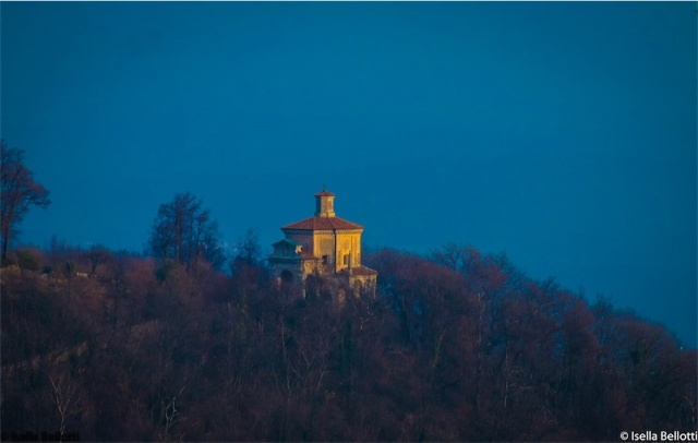 Sacro Monte dal Monte Croce