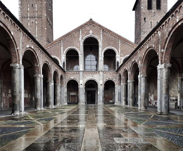 Sant'Ambroeus de Milan