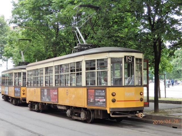 Tram: Milano o San Francisco?
