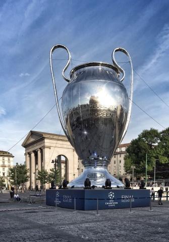 La Coppa dei giganti