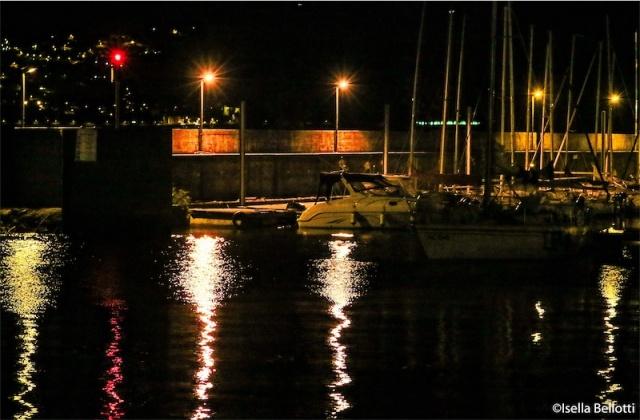 Notturno al Porto Nuovo