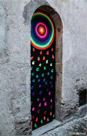 Porte dipinte