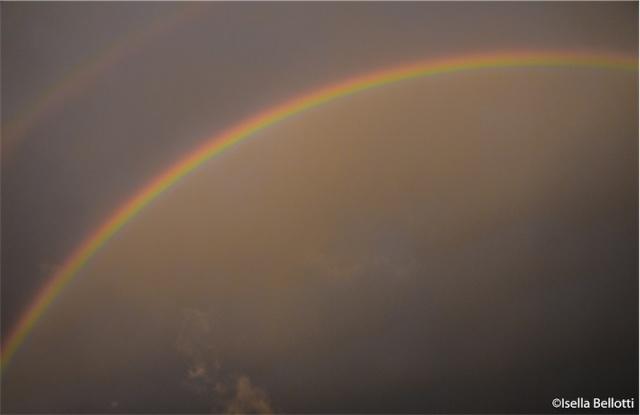 Arcobaleno a Luino