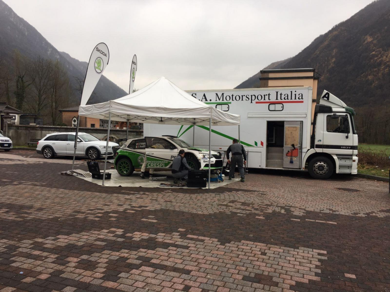 Rally dei Laghi Filippo Pensotti