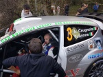 Prima tappa rally laghi caravat