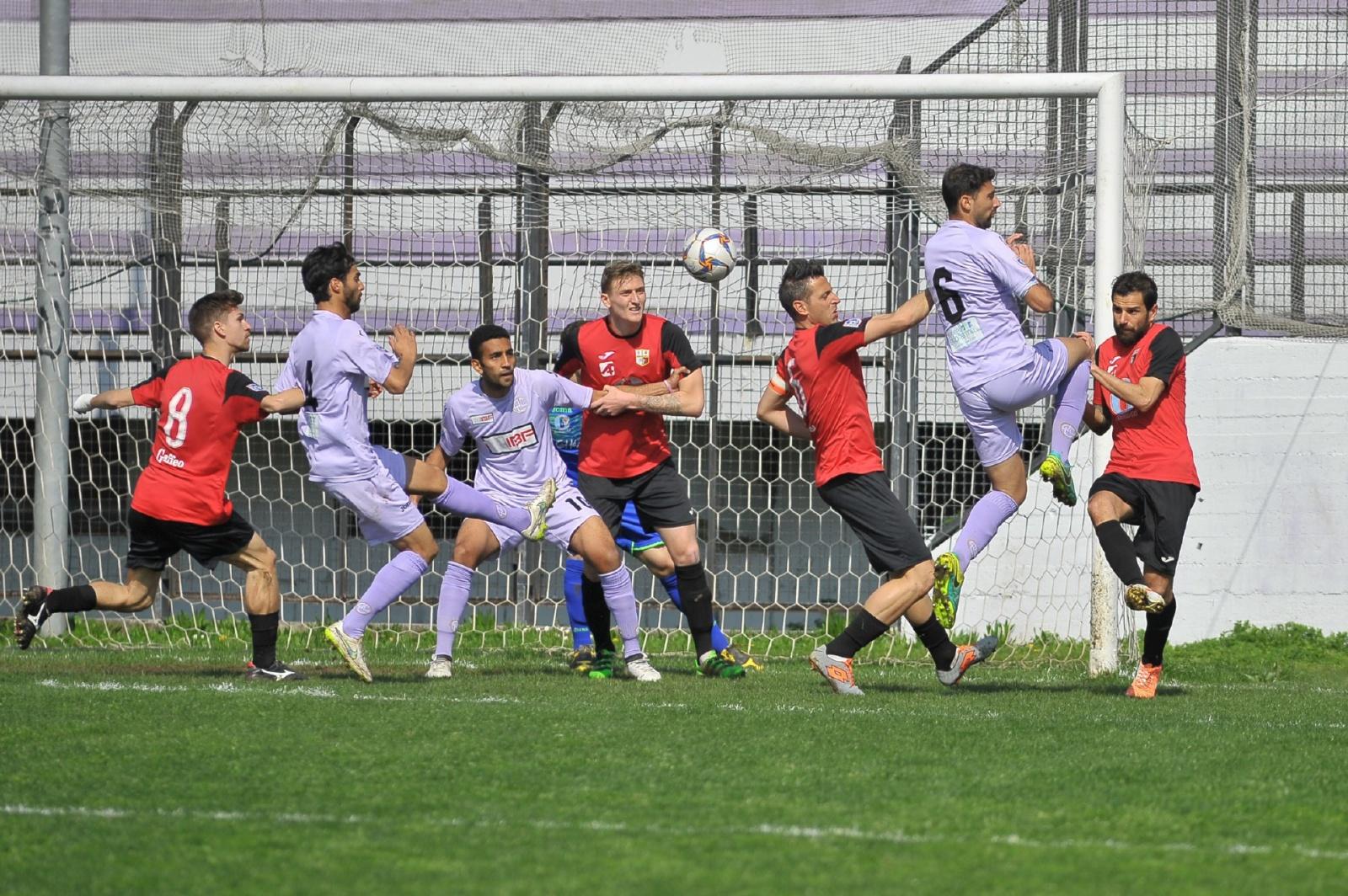 AC Legnano vs. Oltrepo Voghera