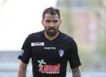 Busto Arsizio 02/04/2017#br/#Campionato Serie D Gir B#br/#Aurora Pro Patria - Cavenago Fanfulla#br/#Nella foto: SANTANA