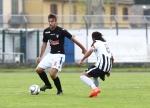 Busto Arsizio 02/04/2017#br/#Campionato Serie D Gir B#br/#Aurora Pro Patria - Cavenago Fanfulla#br/#Nella foto: PEDONE