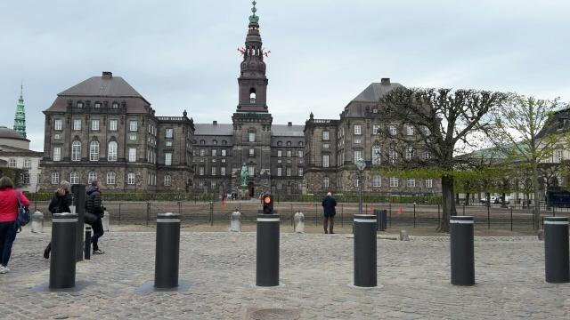 Christiansborg, il palazzo Reale