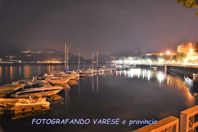 Il porto di sera