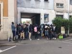 stazione profughi